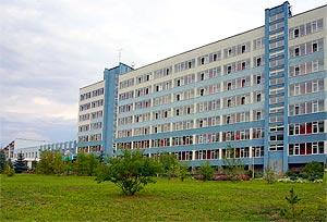 Санаторий Урал в Челябинской области