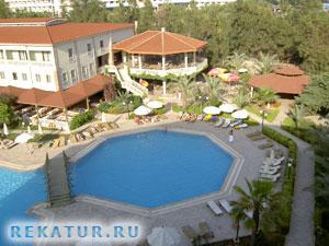 Гостиница Алара
