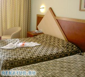 Номер отеля Arycanda De Luxe Hotel
