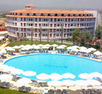 Отель Cesars Resort 5*