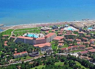 Корпуса отеля