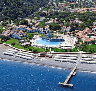 Отель Club Marco Polo HV-1 - Кемер