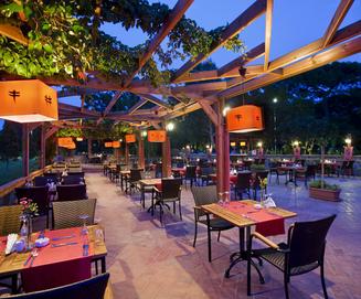 Ресторан отеля Club Marco Polo