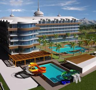 Отель Maya World