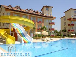 Орфеус парк отель