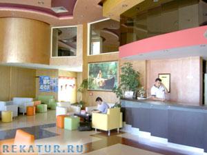 Orfeus Park Hotel Сиде