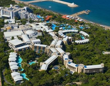 Территория отеля Риксос Сангейт Порт Рояль