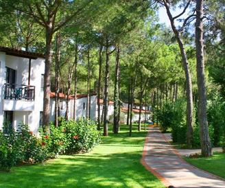 Бунгало отеля Салима - Salima Club