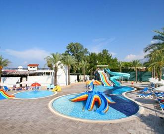 Аквапарк отеля Салима - Salima Club