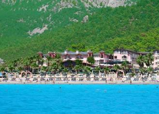 Отель в Кемере - Сиа Гул - Sea Gull Hotel