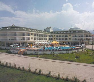 Отель Зена Ресорт - Zena Resort