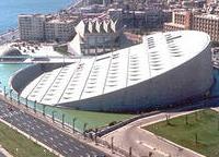 Здание библиотеки
