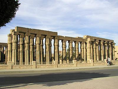 Экскурсии в Храм в Луксоре