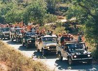 Экскурсия - Джип сафари