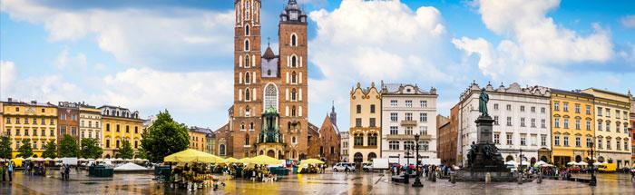 Краков, Чехия