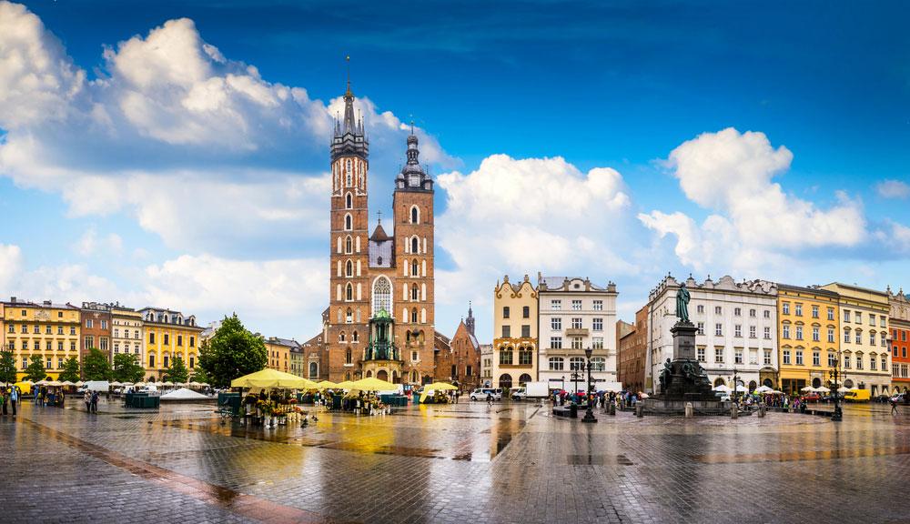 Чехия, Краков