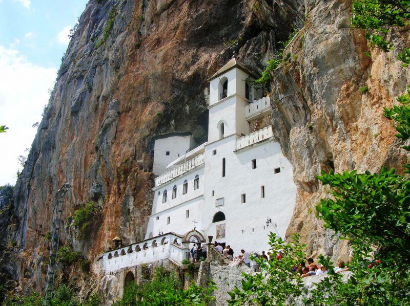 Черногория, экскурсия в Монастырь Острог