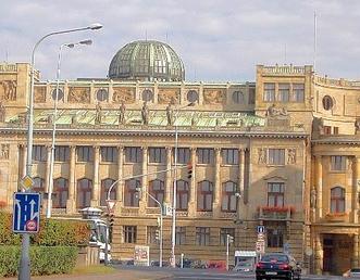 Прага. Новый город