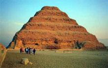 Пирамида Саккара