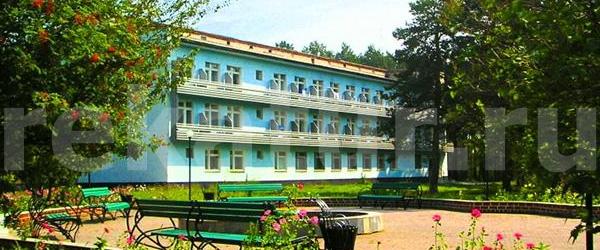 Санаторий Курьи, Сухой Лог
