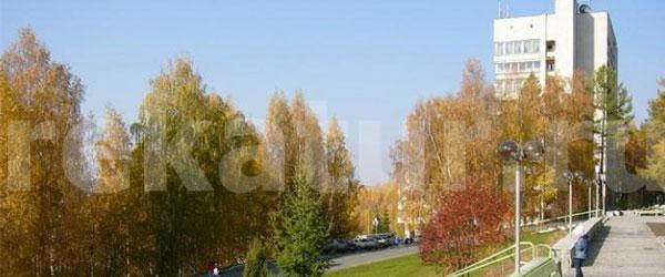 Санаторий Зеленый мыс, Новоуральск