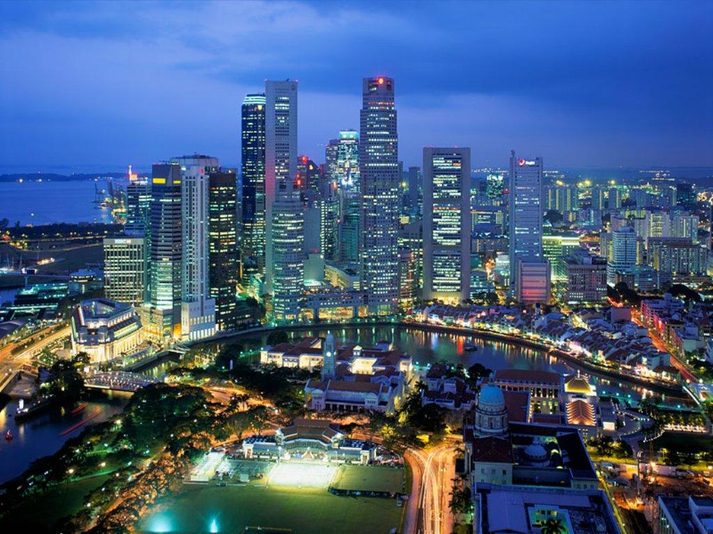 Сингапур - Екатеринбург