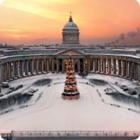 Экскурсионная программа - Праздничный Санкт-Петербург