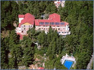 Гостиница в Тродосе