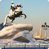 Новогодний Санкт - Петербург