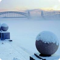 Экскурсия - Зима на невских берегах