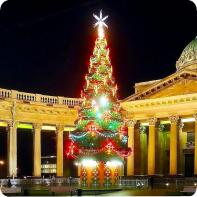 Рождественский парадиз