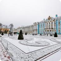 Экскурсия в Санкт - Петербурге - Рождественский вальс