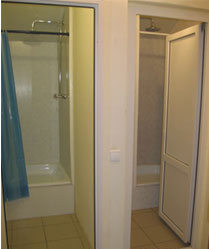Гостевые дома «Лесная сказка» - душ