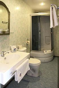 Гостиница «Рождественская» - ванна