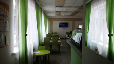 Гостиница «Валга» - кафе