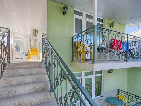 Гостиница милетта на автобусный тур из Екатеринбурга в Сочи