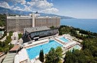 Отель Yalta-Intourist