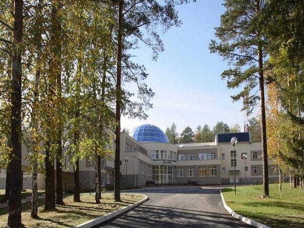 Санаторий Леневка, фото главного корпуса